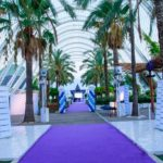 Evento Booking en la Terraza Umbracle Valencia- Eventos Grupo Salamandra