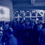 Evento Vodafone en Valencia- Eventos Grupo Salamandra
