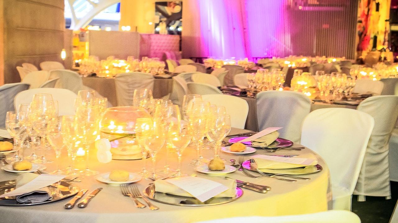 Celebrar Banquete Y Eventos en Club Mya Valencia