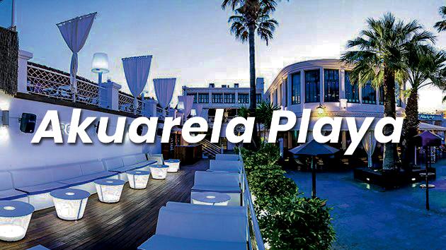 Alquiler de Salas para eventos en Valencia - Sala Akuarela Playa Eventos Grupo Salamandra