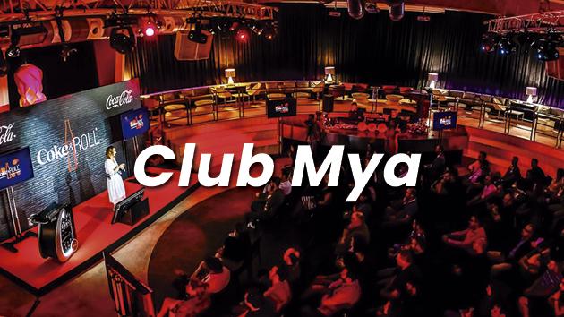 Alquiler de Salas para eventos en Valencia - Sala Mya Eventos Grupo Salamandra