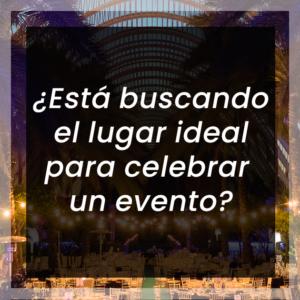 Lugar ideal para buscar eventos en Valencia.