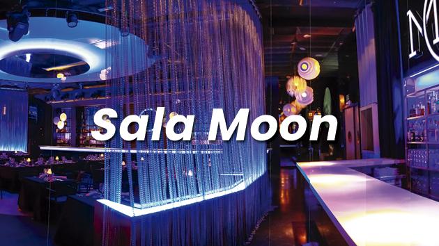 Alquiler de Salas para eventos en Valencia - Sala Moon Eventos Grupo Salamandra