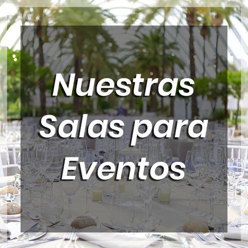 Salas para eventos en Valencia - Eventos Grupo Salamandra