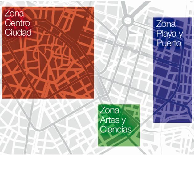Alquiler de zonas para eventos en Valencia