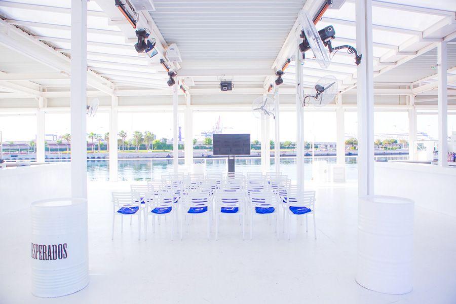 Alquiler de sala para eventos High Cube